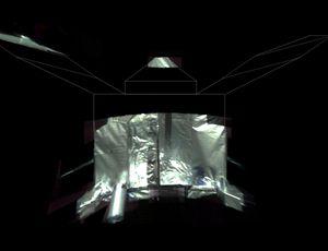 NASA Mars spacecraft snapped a celebratory selfie