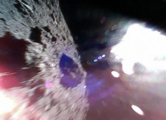 The very first rovers to check out an asteroid simply sent out images house
