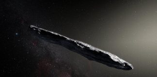 Astronomers are Tracking the Interstellar Asteroid 'Oumuamua to its House System