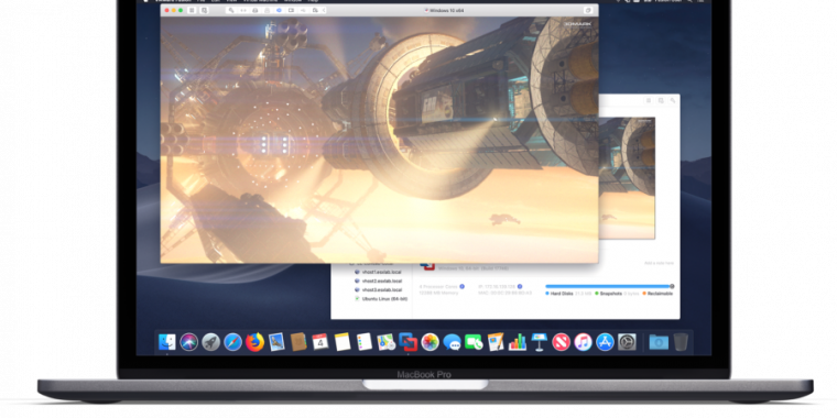 VMWare Blend 11 includes assistance for Core i9 MacBook Pro and 18- core iMac Pro