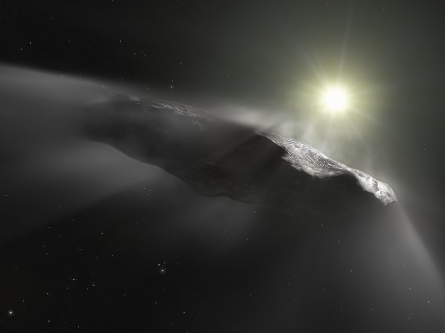A strange, cigar-shaped item flew through the planetary system in 2015. Now astronomers might understand where it originated from.