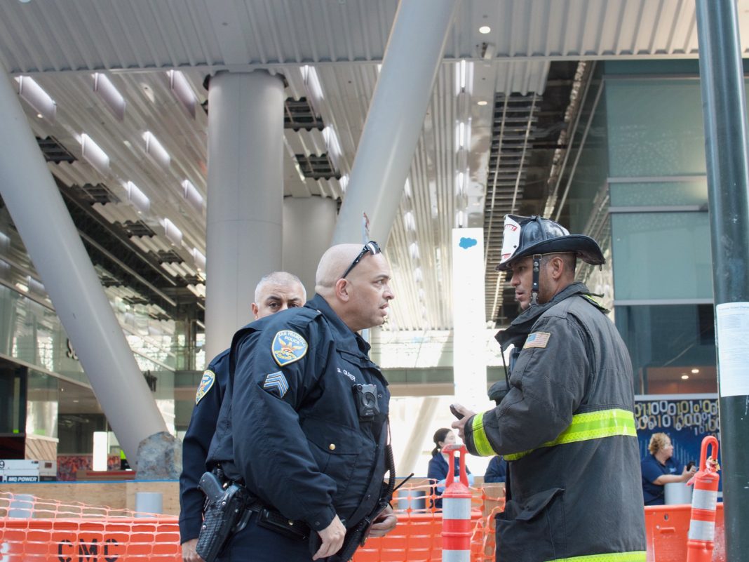 San Francisco closed down its $2.2 billion transit terminal weeks after opening when a fracture was found in an assistance beam