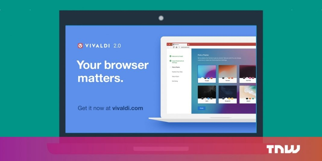 Vivaldi's enormous upgrade brings tab management and a revitalized UI to its privacy-focused internet browser