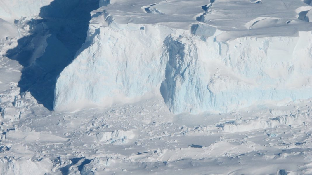How a Huge Wall in Antarctica Might Keep Back Sea-Level Increase