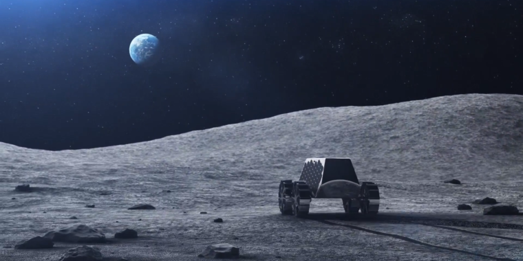 A Japanese business has actually revealed a long-lasting strategy to establish the Moon