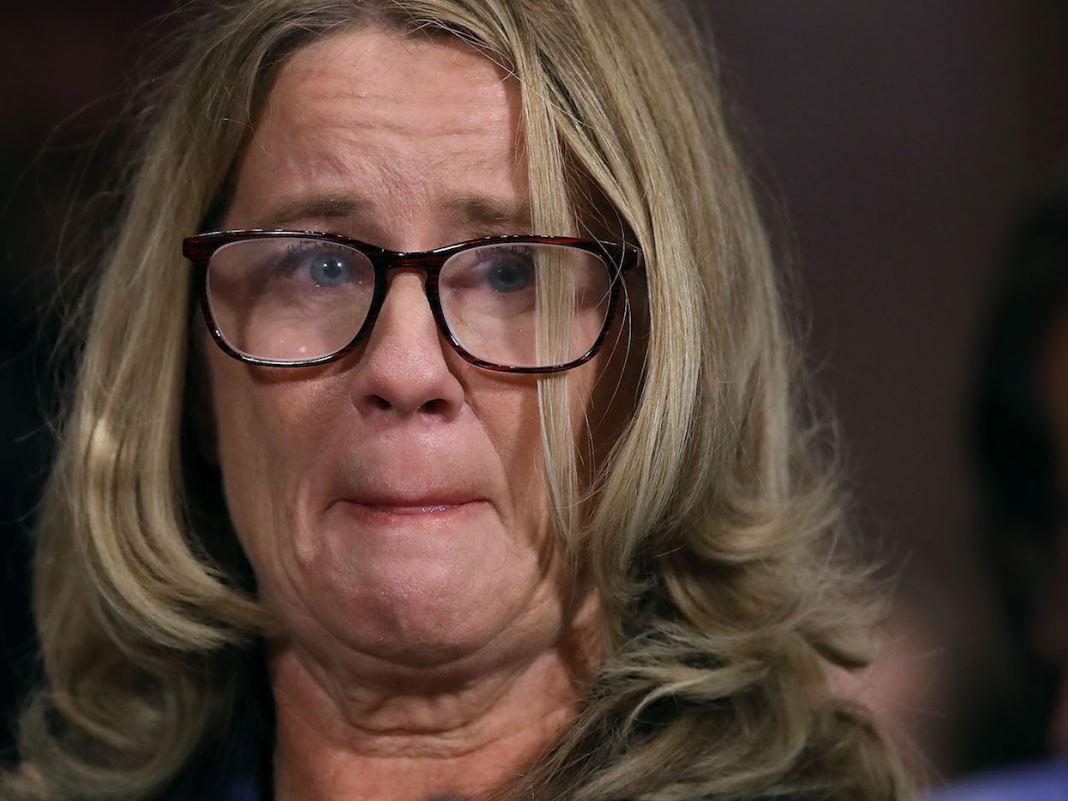 Christine Blasey Ford's statement lines up with exactly what we understand about memories of sexual attack– here's the science