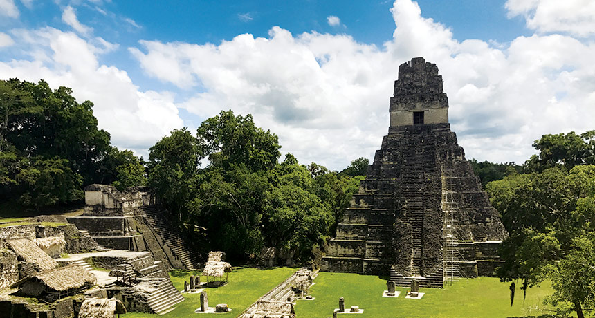 Laser mapping reveals the unexpected intricacy of the Maya civilization