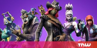 Impressive spots 'em barrassing' problem with jiggly breasts in Fortnite