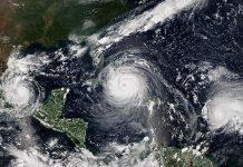 Warm tropical Atlantic waters juiced the 2017 cyclone season