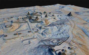 Hidden Maya Civilization Exposed Below Guatemala's Jungle Canopy