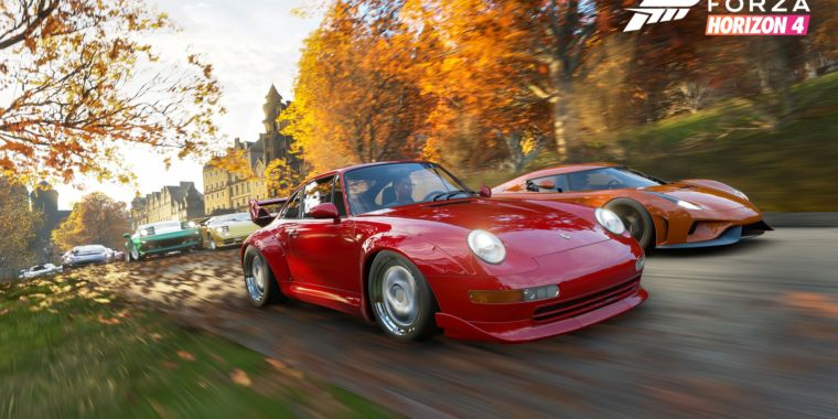 Forza Horizon 4 is the very best open-world driving video game you can purchase