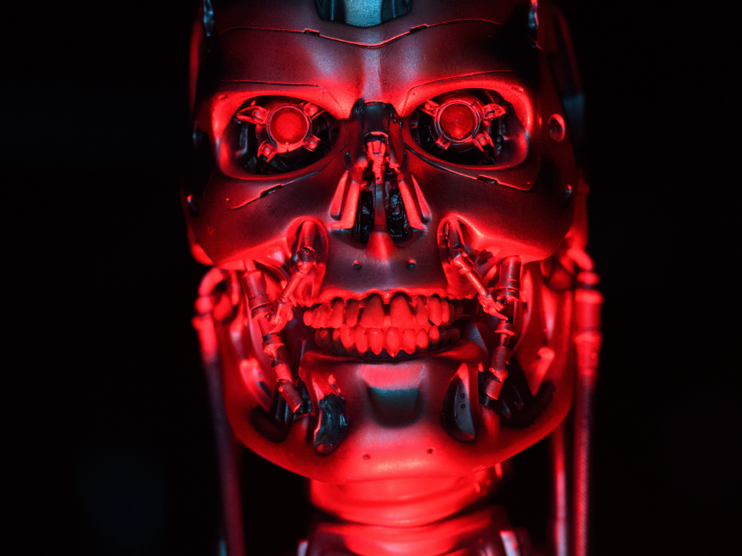 The very best method to prevent killer robotics and other dystopian usages for AI is to concentrate on all the excellent it can do for us, states tech expert Phil Libin