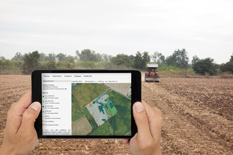 This Business Is Taking High Resolution Data Analytics To Farms