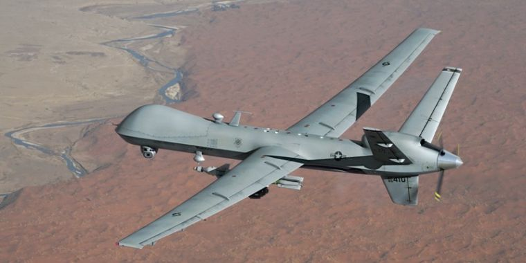 Leading drone: Reaper ratings drone kill in air-to-air rocket test