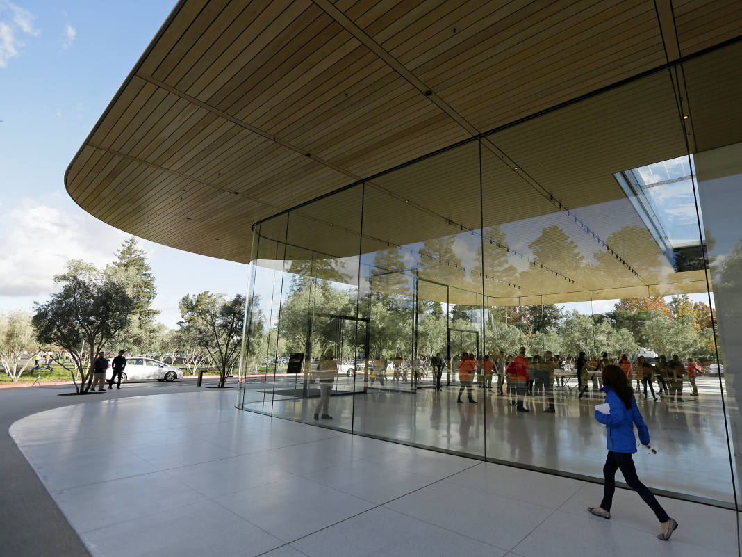 A dead shopping center near Apple's Silicon Valley head office is changing into a $4 billion advancement