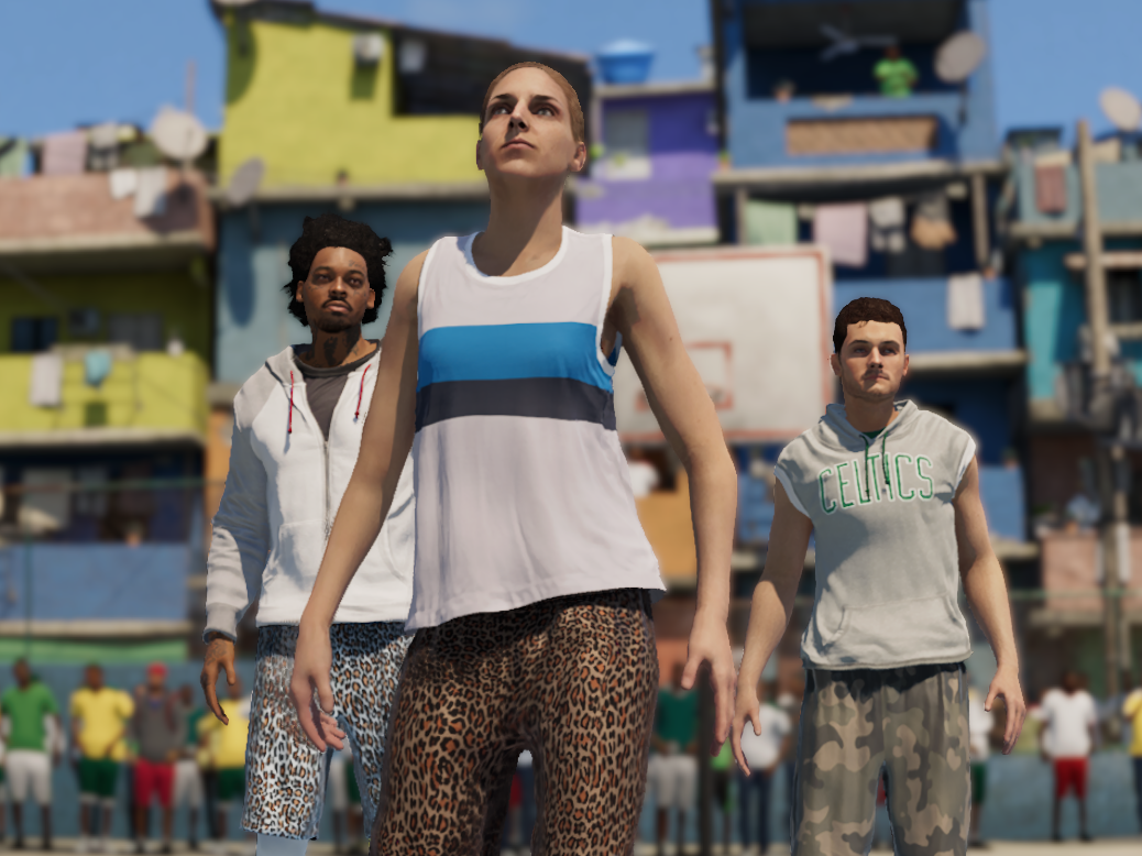 'NBA Live 19' is the very first professional sports video game to enable males and females to use the very same group– however there's still lots of space to grow