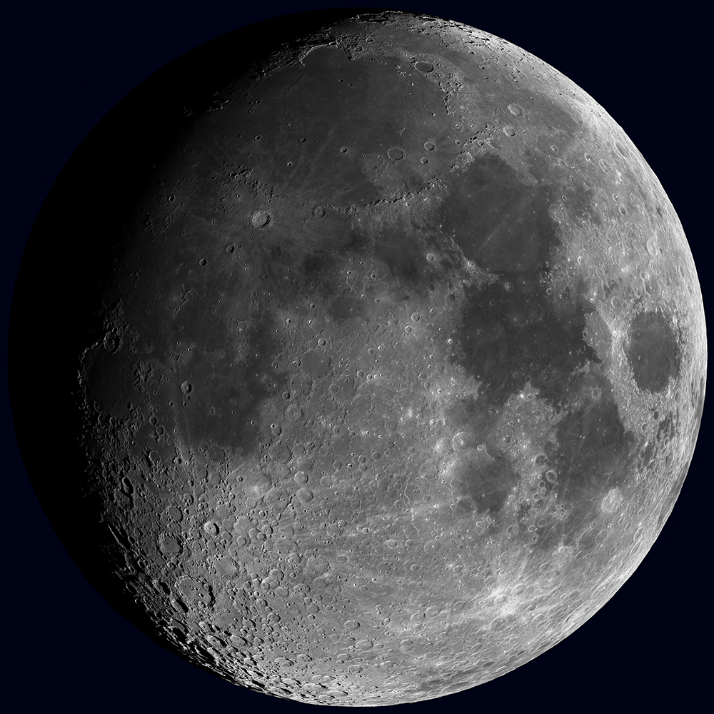 This is the Moon, the entire Moon and Absolutely Nothing However the Moon