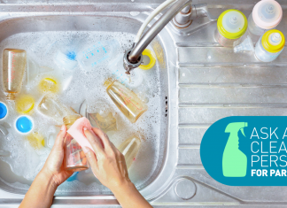 The Simplest Method to Tidy Child Bottles, Inning Accordance With Our Cleansing Professional