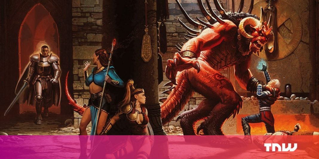 Hellboy author mistakenly validates 'Diablo' Netflix series