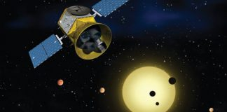 Prepare for a flood of brand-new exoplanets: TESS has currently spotted 2