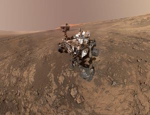 NASA's Mars rover is having difficulty sending out information back
