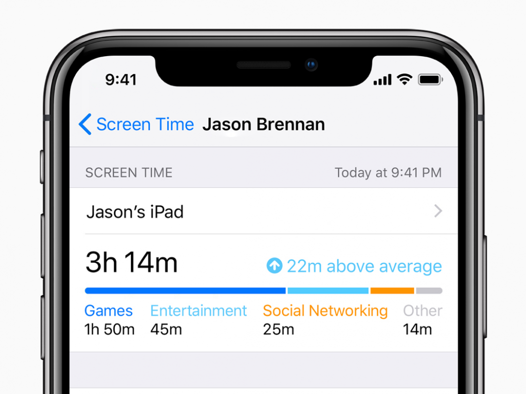 Here are all the brand-new methods Apple can assist you fight your mobile phone dependency in iOS 12 (AAPL)