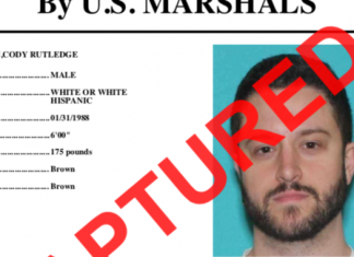 Cody Wilson shows up back in the States, goes into United States Marshals custody