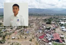 A brave Indonesian air traffic controller passed away assisting a jet get away the nation's devastating earthquake
