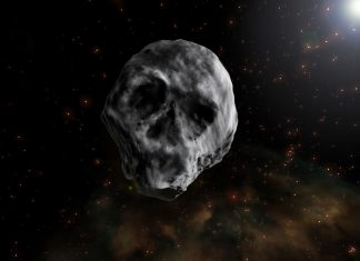"The ""Death Comet"" Will Go By Earth Simply After Halloween"