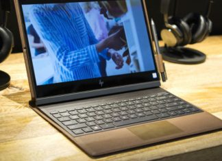 Hands-on: HP's leather-clad laptop computer may simply be the very best convertible around