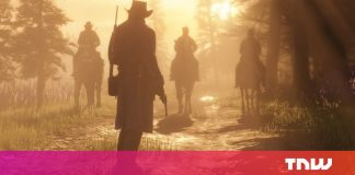 Red Dead Redemption 2 looks cool as hell in very first individual