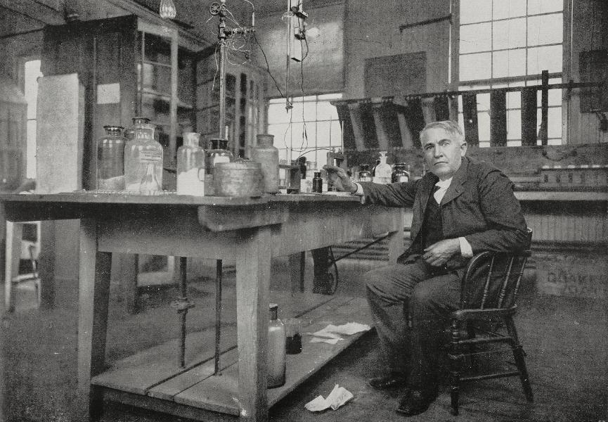 Thomas Edison Was An Irritable Man (And Other Factors You Must Follow His Lead)