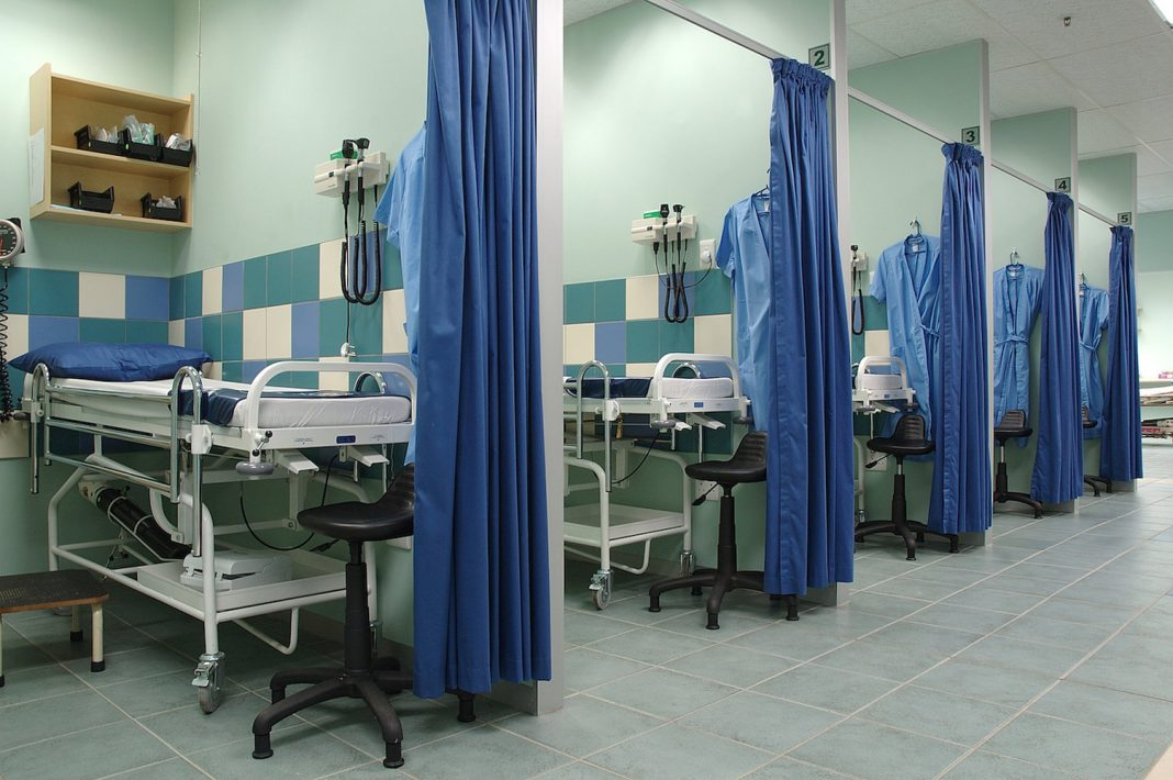 Healthcare Facility Curtains Can Be a Prime Location for Bacteria, Consisting Of Superbugs
