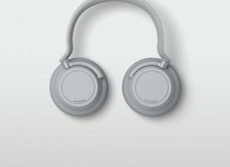 Surface area 'Phones launched; Earphones, that is