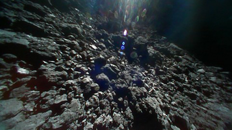 Japanese Rovers are Now on the Surface Area of an Asteroid, Returning Remarkable Photos