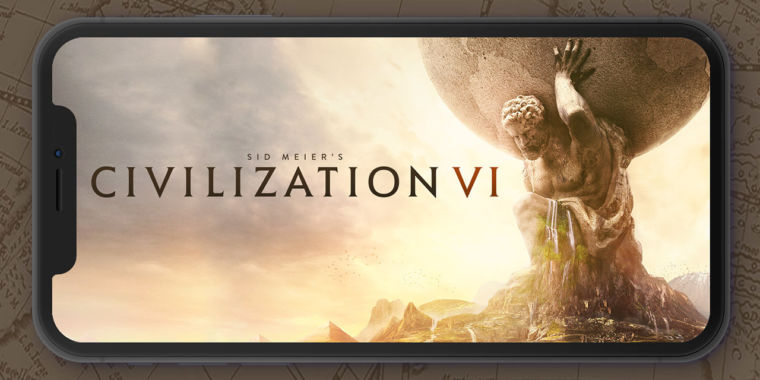 Evaluation: Civilization VI on the iPhone is the complete experience
