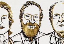 Nobel Prize in Chemistry goes to trio of evolutionary scientists