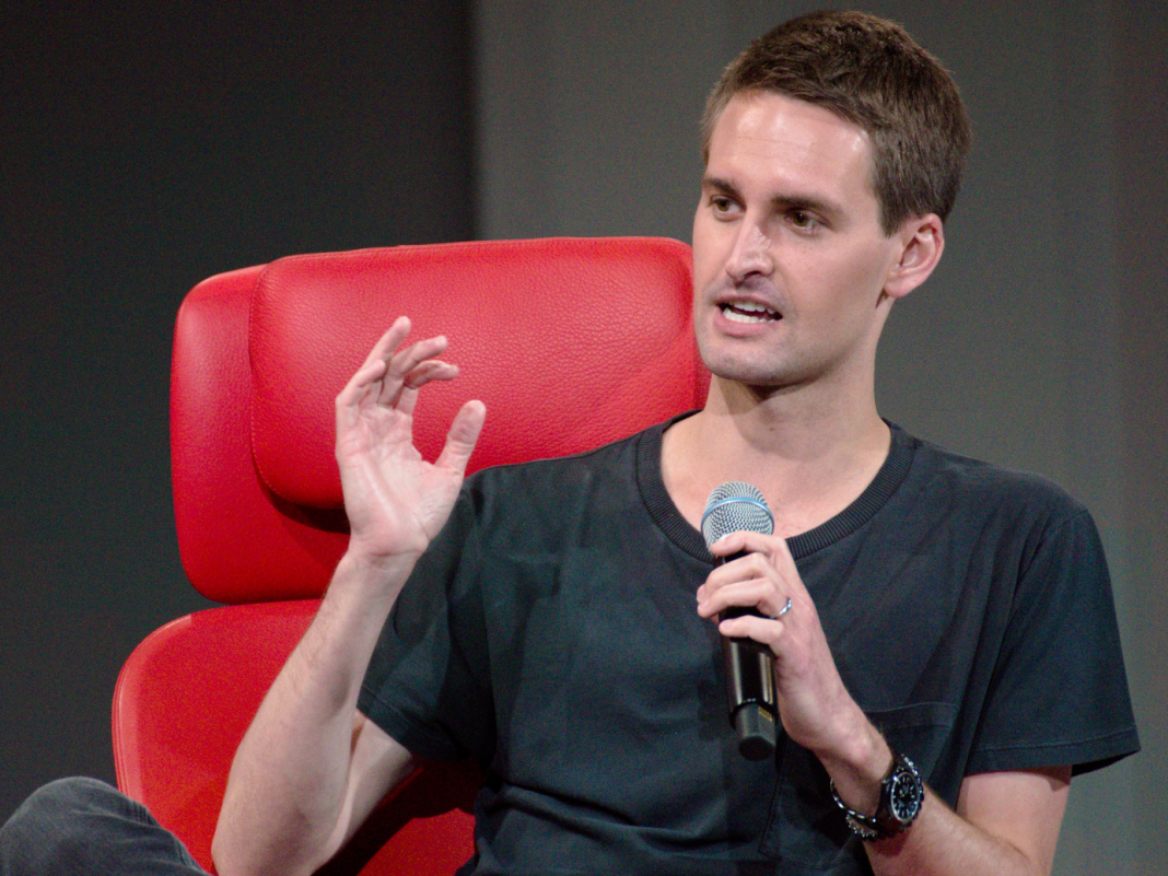 Dripped memo exposes Snap CEO Evan Spiegel prepares to get successful next year– and will make Snapchat itself way much faster to arrive (BREEZE)