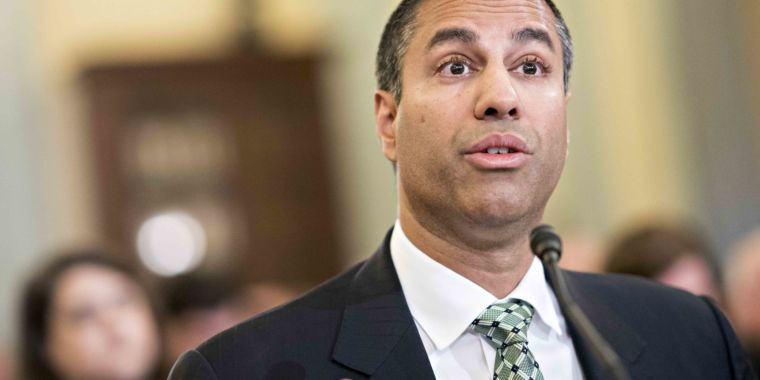Ajit Pai deals with uncommon criticism from GOP senator on rural broadband failures