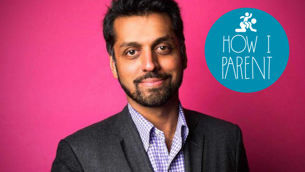 I'm Author and Manufacturer Wajahat Ali, and This Is How I Moms and dad