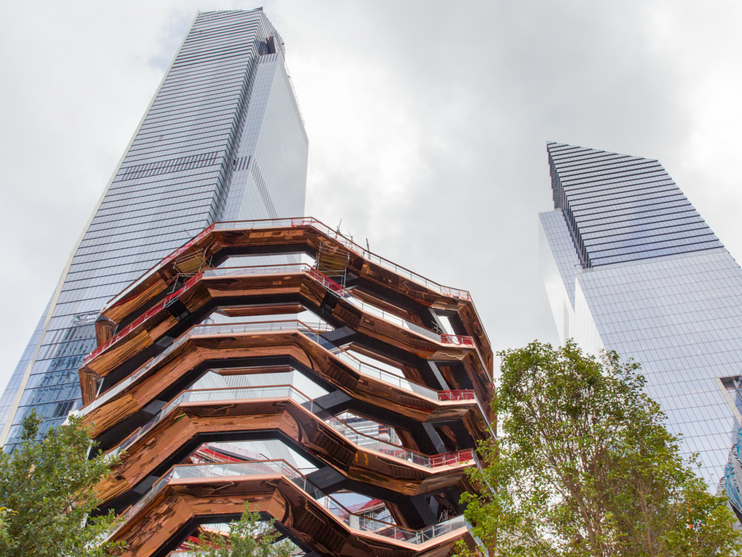 Hudson Yards is the most costly real-estate advancement in United States history. Here's what it resembles inside the $25 billion area.