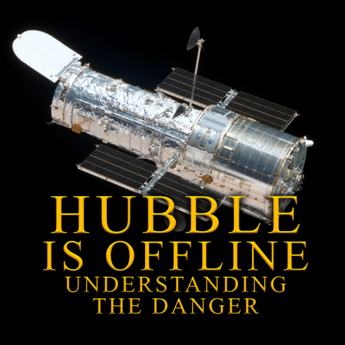 Hubble Is Offline: Comprehending The Threat [Infographic]