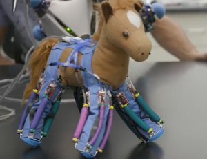 These robotic skins bring toys to life video