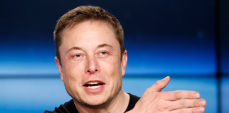 Elon Musk rejects report that James Murdoch is the leading option to change him as Tesla's chairman (TSLA)