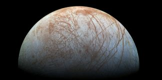 Europa is Going to be difficult to Arrive on, it Might Have Towering Walls of Ice Spikes Throughout its Surface Area