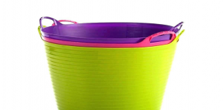 Here's the Pail Hack That's Getting Kids to Put Away Their Things