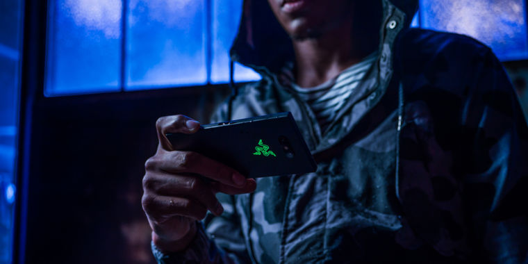 The brand-new Razer Phone 2 attempts once again to make the 120 Hz player phone a thing