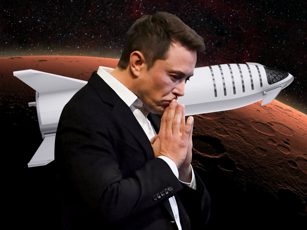 This speculative SpaceX timeline exposes approximately when, where, and how Elon Musk prepares to colonize Mars