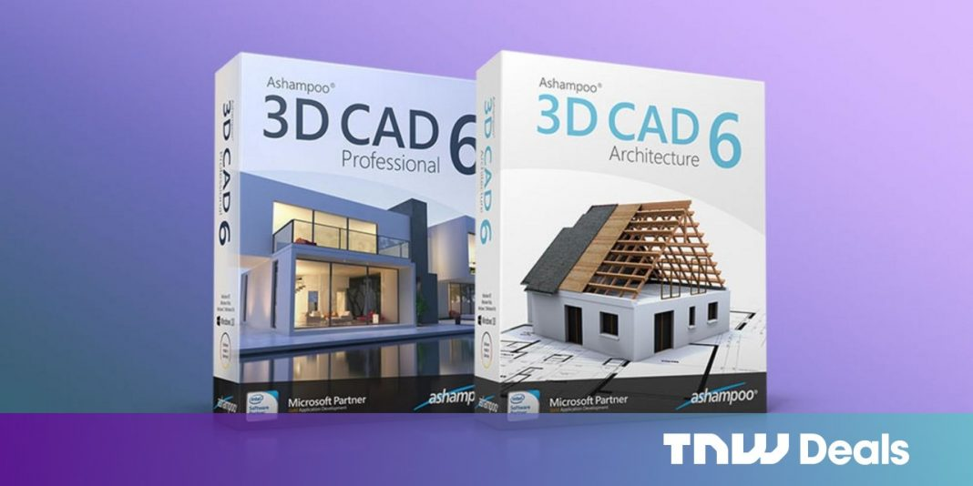 Designers, designers and landscapers swear by CAD. Now, get 2 of their most effective programs at huge discount rates