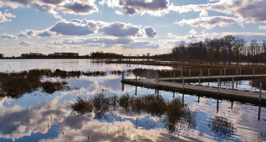 We're most likely underestimating healthy lakes and rivers